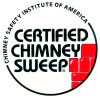 Chimney Work's sweeps are certified by the CSIA