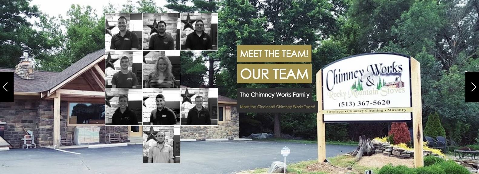 Our Team Cincinnati Chimney Works Amp Rocky Mountain Stoves