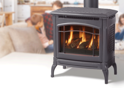 Hearthstone Champlain Gas Stove