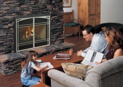 Regency P36 Gas Fireplace Insert