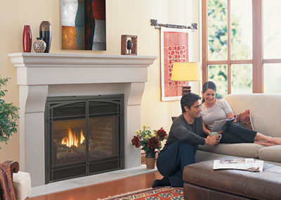 Regency P48 Gas Fireplace Insert